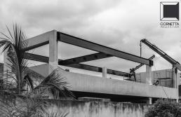 modelos de sobrados, casas premoldadas, estruturas metalicas, loft, concreto aparente, sistemas construtivos