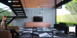 arquitetura, casas modernas, modelos de casas, modelo de casa, loft, sobrado, estrutura metalica, casas minimalistas, projeto arquitetonico, sustentavel, sala de estar, bloco
