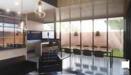 casas prefabricadas, casas ecologicas, sobrado, arquitetura, casas modernas, casas inteligentes, casa ecológica, ambientes conjugados, planta integrada