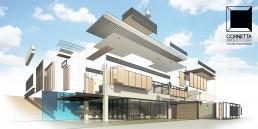 cornetta, arquitetura, casas modernas, casas prefabricadas, estruturas metalicas, casas pré fabricadas