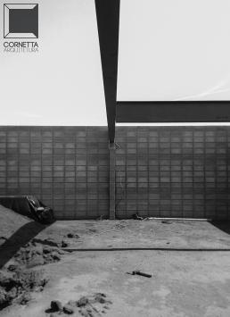 cornetta, bloco aparente, bloco de concreto, concreto aparente, loft, estrutura metálica, estrutura metálica