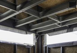 cornetta, steel, steel frame, steel framing, steel frame, steel framing, light steel frame, light steel framing, osb,