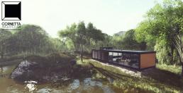 casa de campo, casa de praia, loft, lofts, casas térreas, natureza, ecologia, sustentabilidade
