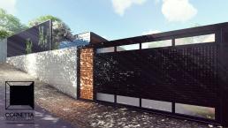 fachadas, estruturas metalicas, loft, blocos aparentes, blocos concreto
