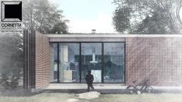 cornetta arquitetura, lofts, casas terreas, premoldados, concreto