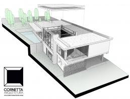 revit, bim, perspectiva, explodida, casas prefabricadas, casas ecologicas