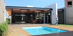 estrutura metálica, estrutura metalica, loft, bloco aparente, madeira, casas ecológicas, casa com estrutura metálica