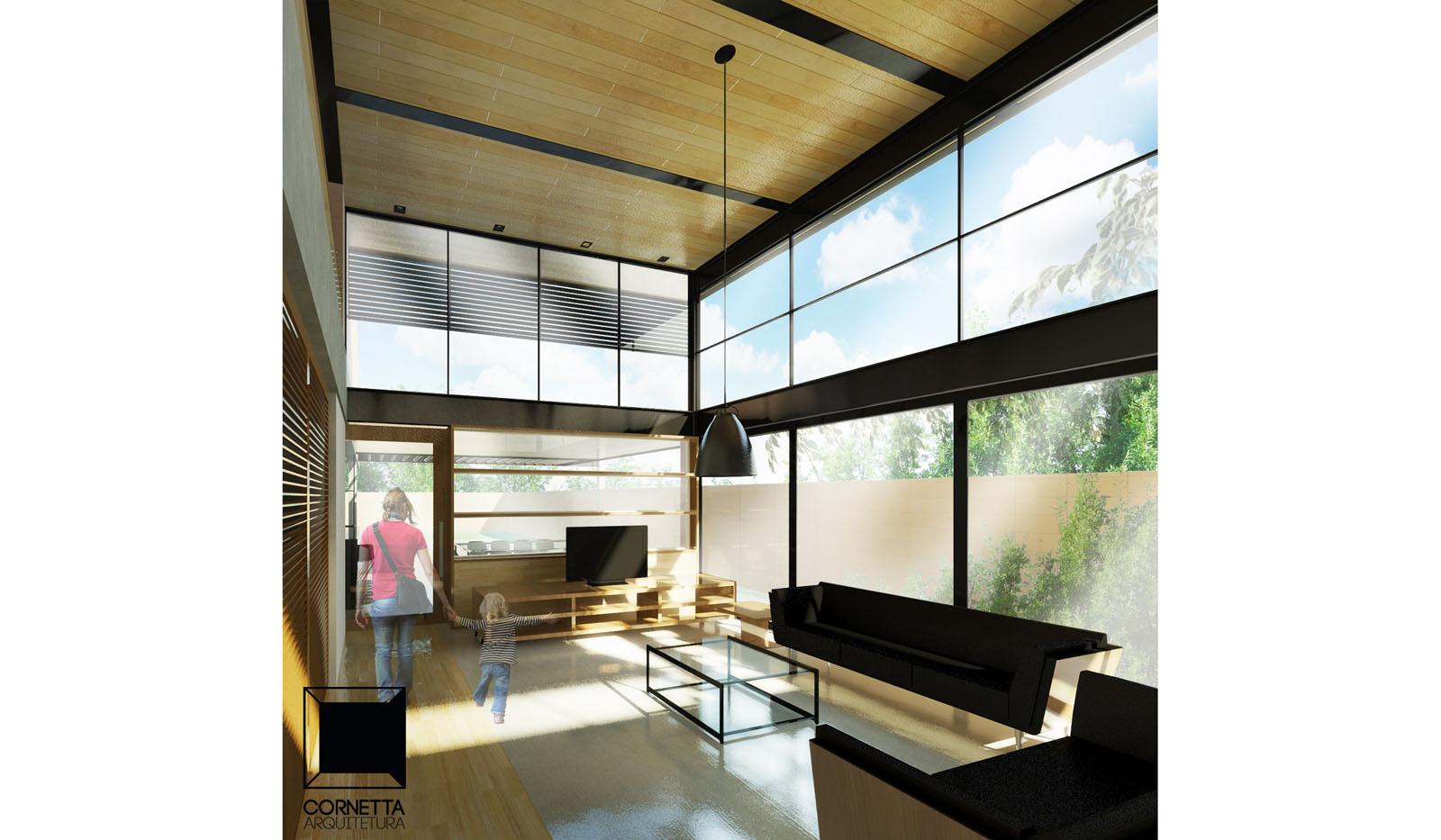 Casa mgh 2 projeto para sobrado - Modelo de casa modernas ...