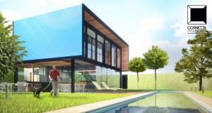 arquitetura, casas modernas, modelos de casas, modelo de casa, loft, sobrado, estrutura metalica, casas minimalistas, projeto arquitetonico, sustentavel, fachadas