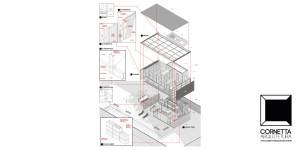 casas pré fabricadas, casas prefabricadas, casas pre fabricadas, casa sustentavel, casas ecologicas, isometrica, arquitetura