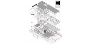 casas pré fabricadas, casas pre fabricadas, casas prefabricadas, estrutura metalica, sobrado, arquitetura