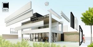 casas pré moldada, casa pre moldada, casa premoldada, casa prefabricada, casa pré fabricada, concreto