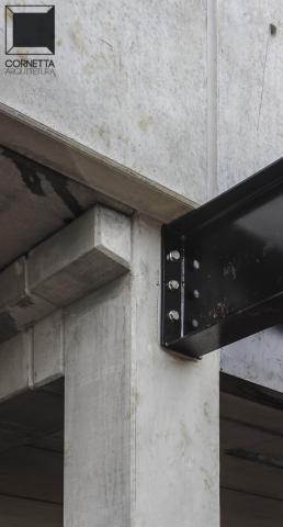 concreto aparente, pré moldados, pre moldados, estruturas metalicas, prefab