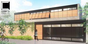 cornetta, arquitetura, casas modernas, casas prefabricadas, estruturas metalicas, casas pré moldadas