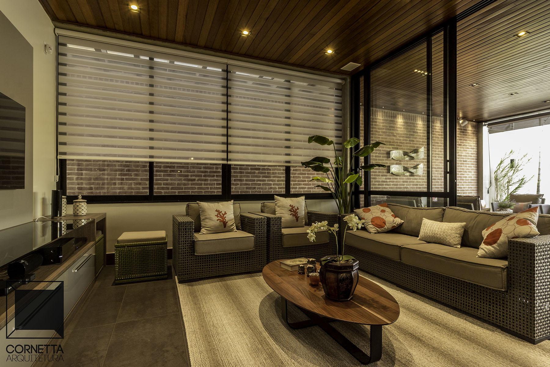 Casa tf cornetta arquitetura for Casa moderna 200m2