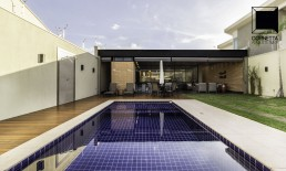 cornetta, arquitetura, casas com estrutura metálica, estruturas metalicas
