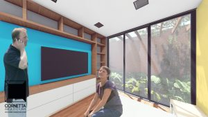 casas modernas pre moldadas concreto