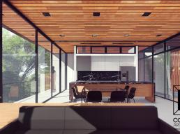 casas prefabricadas, casas premoldadas, estruturas metalicas, madeira , concreto aparente
