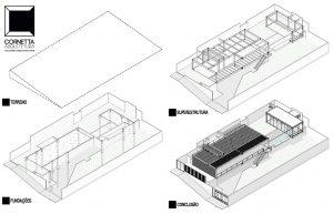 casas térreas, estruturas metalicas, casas ecologicas, loft, madeira