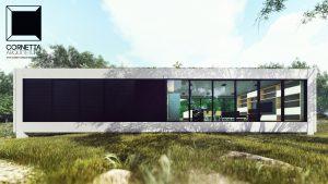 loft, casas de campo, casas premoldadas, casas prefabricadas, premoldados, pre moldados, concreto aparente, casas pequenas, casas minimalistas, casas ecologicas