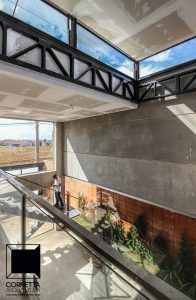 cornetta arquitetura, casas alto padrão, casas modernas, concreto aparente, estrutura metalica, casas prefabricadas