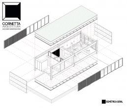 cornetta, arquitetura, prefab, precast, concrete, concreto aparente, loft, lofts