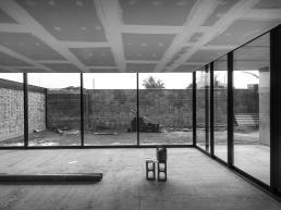 cornetta arquitetura, casas, prefabricadas, pre fabricadas, pré-fabricadas, concreto aparente, estrutura metalica