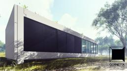 cornetta, arquitetura, architecture, prefab, loft, lofts, casas terreas, casas prefabricadas, concreto aparente