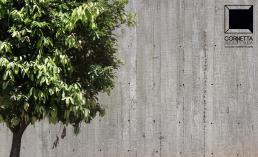concreto, concreto aparente, concreto ripado, natural, ecologica, minimalista