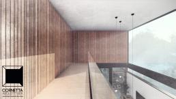 cornetta arquitetura, casas modernas, estrutura metalica, estruturas metalicas, mezanino, madeira, vidro
