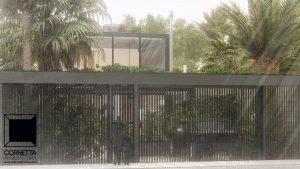 fachadas, modernas, sobrados, loft, lofts, concreto aparente