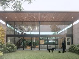 estrutura metálica e madeira, cornetta, arquitetura, architecture, casas modernas, casas terreas, estrutura metalica, madeira, vidro
