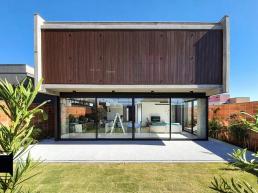casas modernas, prefab houses, concreto aparente, loft