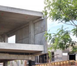 cornetta arquitetura, prefab, houses, casas modernas, concreto, aparente