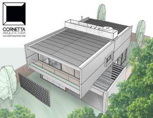 fachadas, projetos, casas, modernas, concreto aparente, lofts, rio preto, casas pequenas