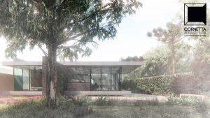 cornetta arquitetura, arquitetura, casas modernas, casas minimalistas, pré-moldados, concreto aparente, fachadas, casas ecologicas, bosque, curitiba