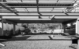 cornetta, arquitetura, casas modernas, estruturas metalicas, premoldados, concreto, laje alveolar