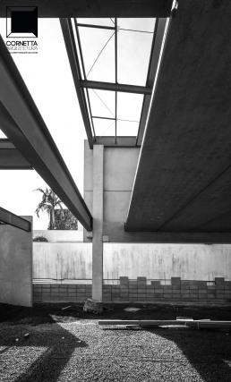 cornetta, arquitetura, casas modernas, estruturas metalicas, premoldados, concreto, casas prefabricadas