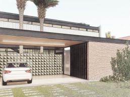 casas minimalistas, concreto aparente, estrutura metalica, pré fabricados, pré moldados, prefab, concrete, steel, house