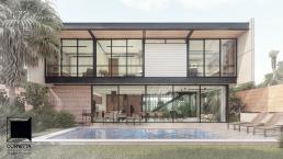 casas minimalistas, concreto aparente, estrutura metalica, pré fabricados, pré moldados, minimalismo, minimalista, prefab, houses