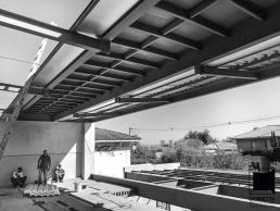 cornetta, arquitetura, casas modernas, estruturas metalicas, premoldados, concreto, casas metalicas, aço