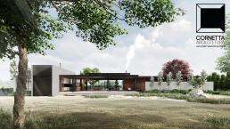 casas modernas, estrutura metalica, casas de campo, paraná