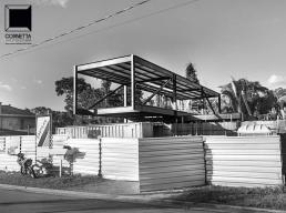 casas, modernas, metalicas, fachadas, minimalistas