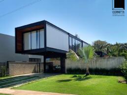 casas modernas estruturas metalicas