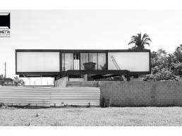 prefab, steel, houses, casas modernas, estruturas metalicas
