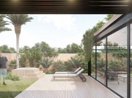 cornetta arquitetura, casas pre fabricadas, estrutura metalica, casas em estrutura metálica, varanda gourmet, deck, madeira