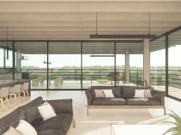 cornetta arquitetura, projeto, arquitetura, architecture, prefab, house, casas modernas, ambientes integrados