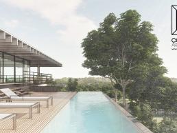 cornetta arquitetura, projeto, arquitetura, architecture, prefab, house, casas modernas, piscina, deck, lazer