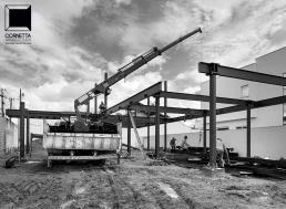 projetos, arquitetura, casas, estruturas metalicas