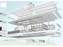 casas modernas, pre fabricadas, prefabricadas, pre fabricados, concreto aparente
